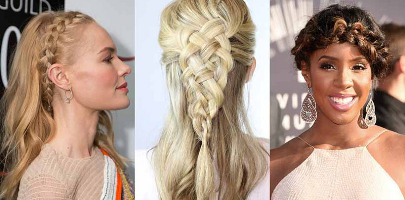 Easy 15 Stunning Braided Hairstyles You Can Actually Do Them ...